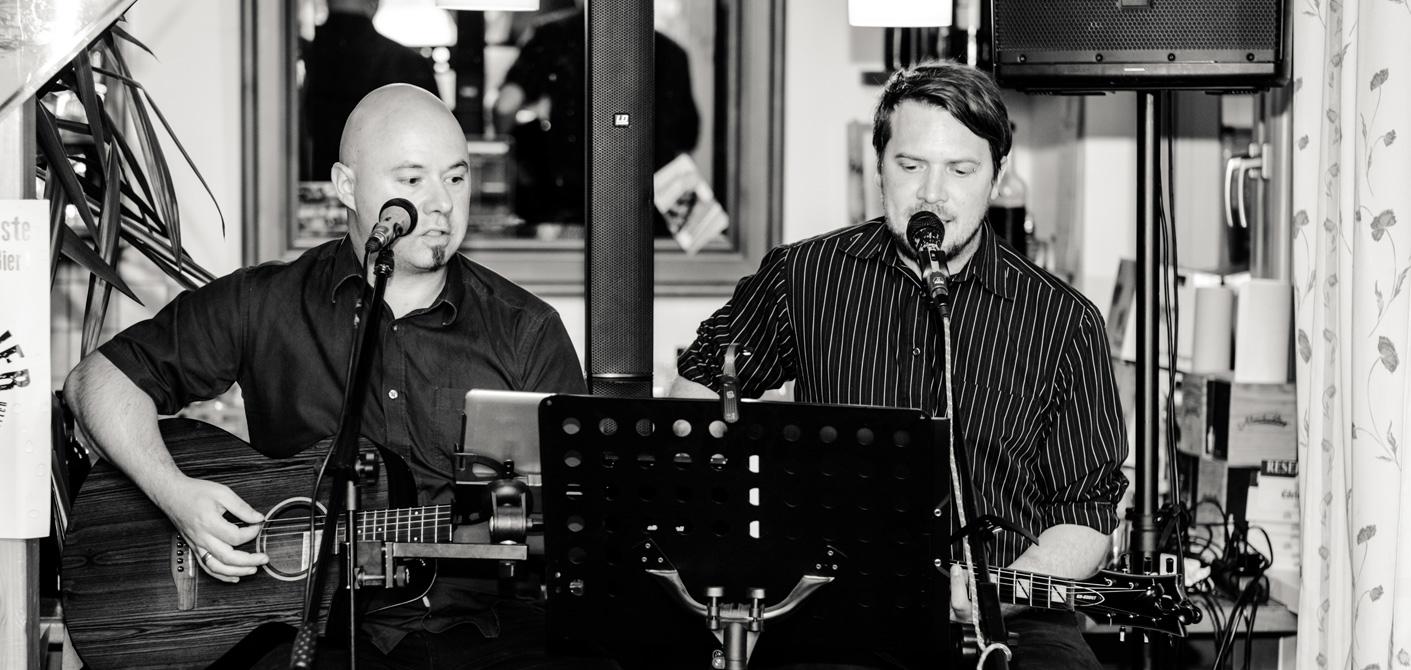 The Unpluggeds - Alternative Musik für Hochzeiten
